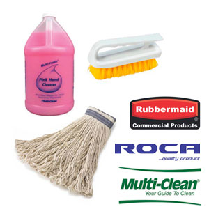 Household cleaning and maintenance products