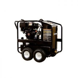 Hidrolimpiador de gasolina de agua caliente