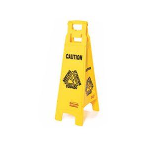 Señal de seguridad para piso