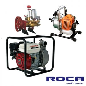 Water pumps