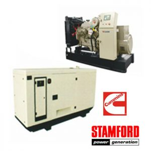High voltage electric generators