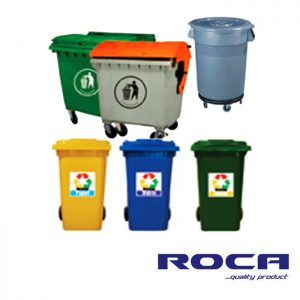 ROCA containers